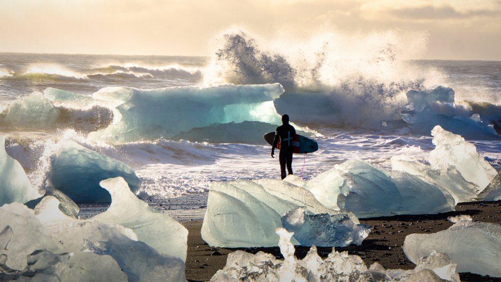 Destination Surf: Cold Water Surfing   Olo Alaia Surf & Brew